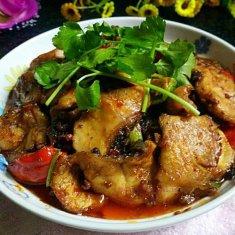 干锅黑鱼片的做法