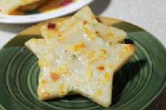 南瓜早餐饼的家常做法
