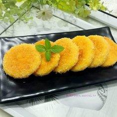 芝士红薯饼的做法