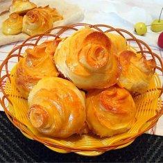 玫瑰花面包的做法