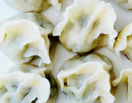 年夜饭美食推荐:杂蔬水饺的家常做法