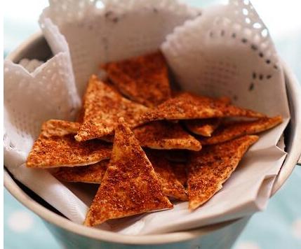 三角饼的家常做法