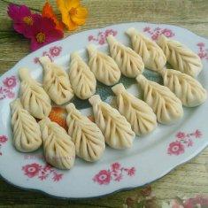 柳叶饺子的做法