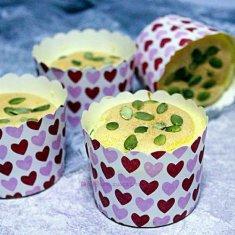 南瓜籽仁纸杯小蛋糕的做法