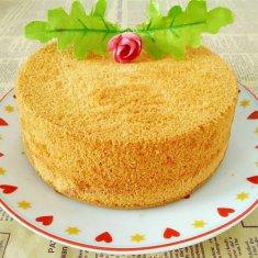 6寸戚风蛋糕的做法