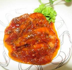 番茄大虾的家常做法