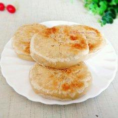 电饼铛豆沙酥饼的做法