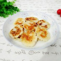 红薯小饼的做法