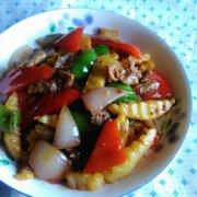 干锅菜的做法