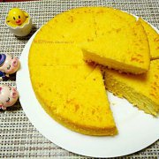 南瓜戚风蛋糕的做法
