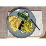 鸡蛋混杂沙拉的做法