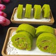 波菜汁蛋糕卷的做法