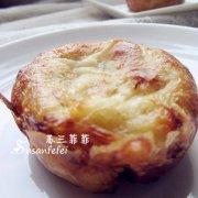 烤箱版萝卜丝饼的做法