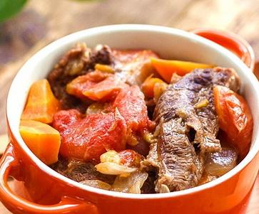 番茄牛腩煲的家常做法