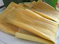 香甜玉米叶饼的做法