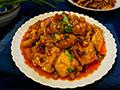 香辣酱汁焖豆腐的做法