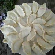 羊肉萝卜馅饺子的做法