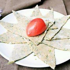 香菜杂粮面片的做法