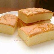 黄金蛋糕的做法