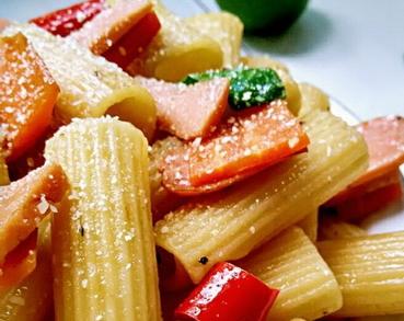 意大利通心粉的家常做法