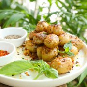 香煎小土豆的做法