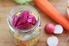果蔬摇滚沙拉的家常做法