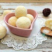 蛋白椰丝球的做法