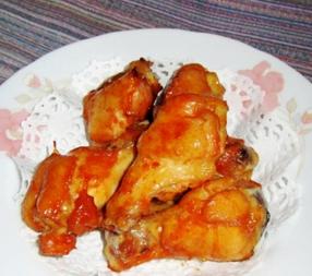 蜜汁鸡翅根的家常做法