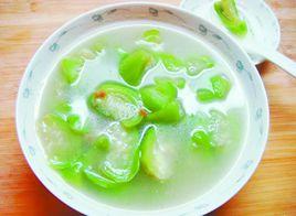 丝瓜汤的做法大全