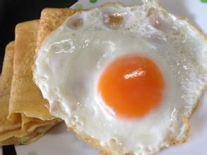 荷包蛋的做法大全